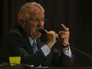 Richmond Hill, Ontario Mayor Dave Barrow
