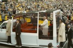 Pope John Paul II in Canada, 1984