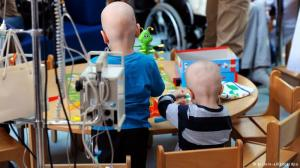 Lawmakers in Belgium voted on whether to allow children to be euthanized if suffering and parents demanded it.