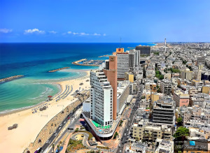 The Beaches of Tel Aviv