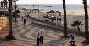 The Tel Aviv Promenade