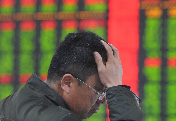 China Stocks Drop $3.2 TRILLION in 3 Weeks
