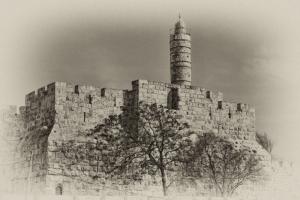 Tower of David, circa 1900