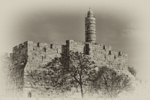 Tower of David, circa 1900