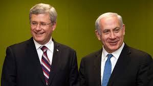 Canada and Israel celebrate our expanded Free Trade agreement earlier this year.
