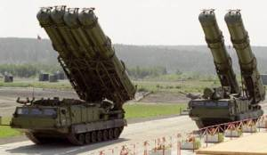 Russian S-300 missile defence system, which Iran is signing a deal for next week with Moscow