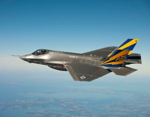 Lockheed Martin F-35 Lighting II Joint Strike Fighter