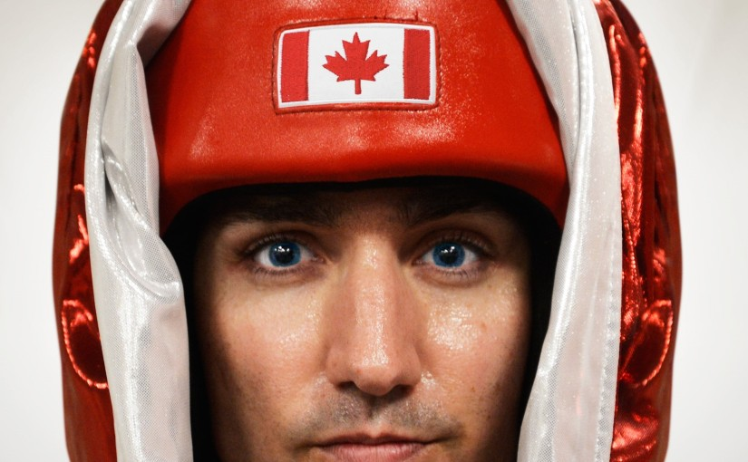 Trudeau – Stop DefendingTerrorists