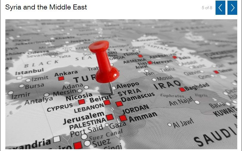 CNN Wipes Israel Off the Map –Literally