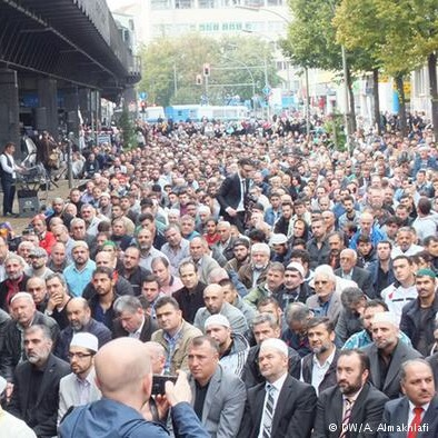 Millions of Turkish Muslims Collect German Welfare