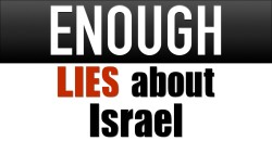 enough-lies-about-israel