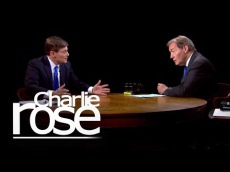 Charlie Rose talks to Mike Morell