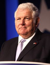 William Bennett speaking at the Values Voter Summit in Washington D.C. on October 8, 2011 (Credit: Gage Skidmore)