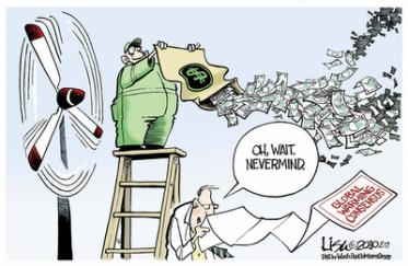 cartoon - GW Dollars