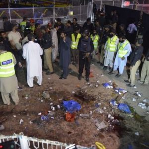 Islamic Easter Sunday Massacre in Pakistan