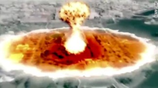 North Korea threatens war with U.S. in propaganda film (Credit: CNN)