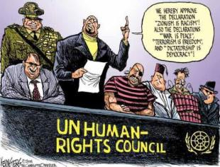 UNITED NATIONS- Unhuman Rights Council- where even USA refuses to sign WOMEN R EQUAL and children matter -education counts 4 allun-hrc-cartoon.jpg
