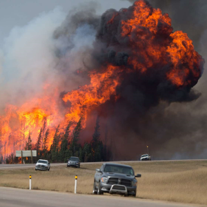 The Oilsands Didn't Set Fort McMurray OnFire