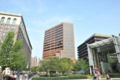 FEMA's Region III Headquarters buildings at One Independence, in Philadelphia.