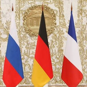 Germany, France and  Russia Unite Against ISIS