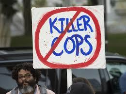 """SOMEHOW inherently anti-police"", Mr. President?"
