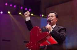 Joseph Gu, pastor of the largest church in the largest country in the world, arrested for his faith.