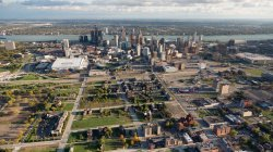 Detroit, the fastest-growing city on Earth in the 1950s, is now the fastest-shrinking city in America. Detroit needs a miracle NOW. (Credit: New York Times)