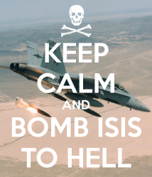 keep-calm-and-bomb-isis-to-hell