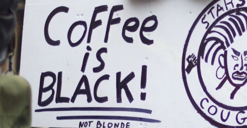 """""""Coffee Is Black…NotBlonde"""""""