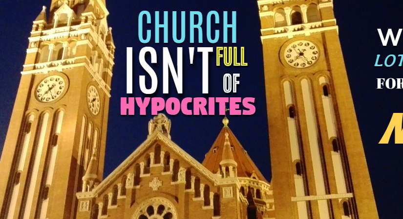 """""""Hypocrites"""" Keep You from Church?😂"""